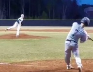 VIDEO: Virginia pitcher Kenny Jackson somehow finishes off no-hitter with a HBP