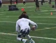 VIDEO: Watch this crazy juke move topped with a backflip at Opening Regional