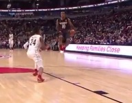 Where does Collin Sexton's crazy alley oop rank among the great plays in McDonald's history?
