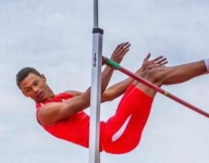 VIDEO: The country's best high jumper resides in Oklahoma
