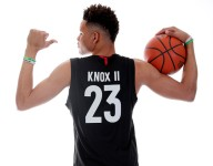 Five-star wing Kevin Knox II is headed to Kentucky
