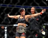Girls Sports Month: UFC champ Amanda Nunes, 'I always believed in myself'