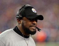 League looking at football eligibility of sons of Mike Tomlin, Joey Porter
