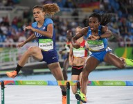 Girls Sports Month: Teen Olympian Sydney McLaughlin on going fast and being a role model