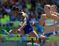 Girls Sports Month: Olympic gold medalist Brianna Rollins, 'No limits' when you believe in yourself
