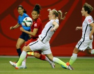 Girls Sports Month: U.S. soccer defender Becky Sauerbrunn on finding your fun