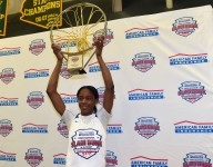 Texas commit Chasity Patterson wins American Family Insurance Women's 3-Point Championship