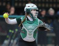 Floyd softball splits with defending state champ