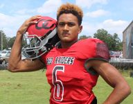 Four-star WR Alontae Taylor called Georgia to commit but no one answered, eventually went with Tennessee
