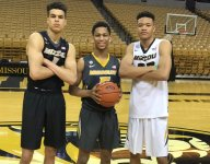Kevin Knox was visiting Missouri with Michael Porter Jr. and Blake Harris this weekend