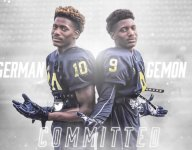 Michigan just landed commitments from twin DeSoto CBs German and Gemon Green