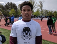 Four-star Va. RB Chris Tyree commits to Notre Dame