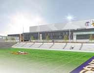 Vikings hope to follow in Cowboys' footsteps, host high school football at new practice facility