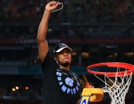 UNC's Nate Britt becomes 10th Oak Hill player to win NCAA title