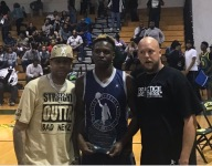 VIDEO: Central Conn. signee Talek Williams soars to win Iverson Classic dunk contest