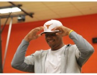 Four-star DE and Oklahoma native Ron Tatum commits to Texas over Sooners