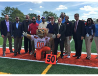 Cleveland Browns put up money for new inner-city football fields