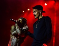 Rap icon Lil Wayne honors Trae Young's loyalty to OU during concert