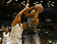 Chennedy Carter, Kiana Williams do Texas two-step, lead West girls to Jordan Classic win