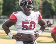 Four-star OL Marquan McCall, top overall prospect in state of Michigan, commits to Kentucky