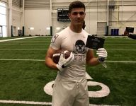 Top tight end Jeremy Ruckert collecting elite invitations in a big way
