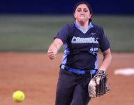What a week! Texas softball pitcher throws two no-hitters, perfect game and one-hitter