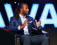 VIDEO: Larry Fitzgerald on the transition from prep to college football
