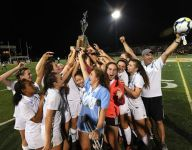 Battlefield (Va.), Notre Dame de Sion (Mo.) remain 1-2 in Super 25 spring girls soccer