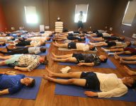 Florida football power Plant hires yoga coach to help with flexibility, recovery