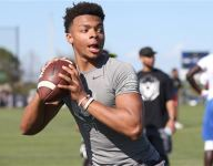 Penn State QB commit Justin Fields is on the rise; how high can he go?