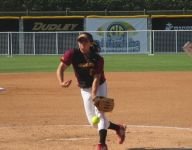 #TBT: UCLA pitcher Rachel Garcia is accustomed to long days in the circle