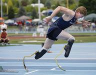 Blade runner Hunter Woodhall sets new Utah state 400-meter record