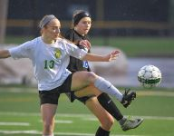 Super 25 Regional Girls Spring Soccer Rankings -- Week 7