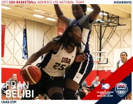 Final roster set for Women's U16 National Team set to compete in Argentina
