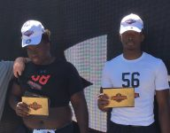 DT Calvin Avery and WR Justin Shorter earn invites to Under Armour All-America Game