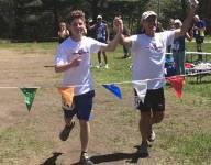 14-year-old Nikolas Toocheck has now run a marathon in all 50 states