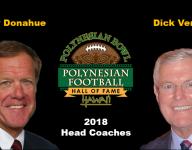 Dick Vermeil, Terry Donahue to serve as 2018 Polynesian Bowl head coaches