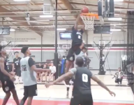 VIDEO: Watch UCLA signee Kris Wilkes dunk all over a defender on a put back