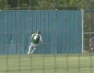 VIDEO: North Hall (Ga.) OF Dylan Lavender turns in another top-10 gem at the wall