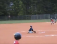 VIDEO: Watch a 6-year-old pitcher pull off an unassisted triple play while everyone else on the field is completely confused