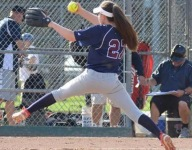 California pitcher Vanessa Strong strikes out 19 of 21 in perfect game