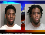 Two Ga. basketball players arrested on child molestation charges
