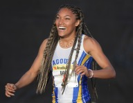 ALL-USA Watch: Tara Davis ran a 100-meter hurdles race you've got to see