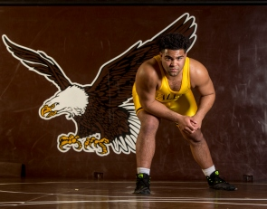 Class of '18: No. 5 Apple Valley (Minn.) heavyweight Gable Steveson