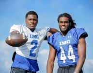 From coast to coast: How California football stars ended up at IMG Academy