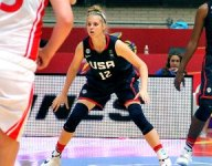 Samantha Brunelle, No. 1 girls hooper in 2019, is Team USA leader in words and actions