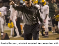 New video shows altercation between S.C. football coach, student