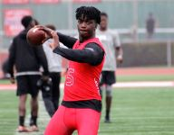 With college announcement looming, Dakereon Joyner out to prove he's a worthy QB