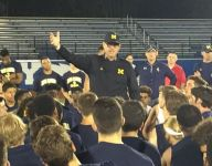 Jim Harbaugh planning to work 11 satellite camps in the allotted 10 days