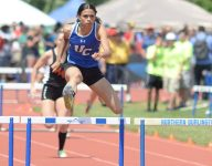 Sydney McLaughlin finishes with 11 N.J. Meet of Champions gold medals